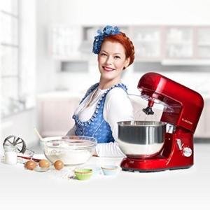 Klarstein Bella Rossa küchenmaschine