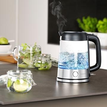 Wasserkocher in der Praxis