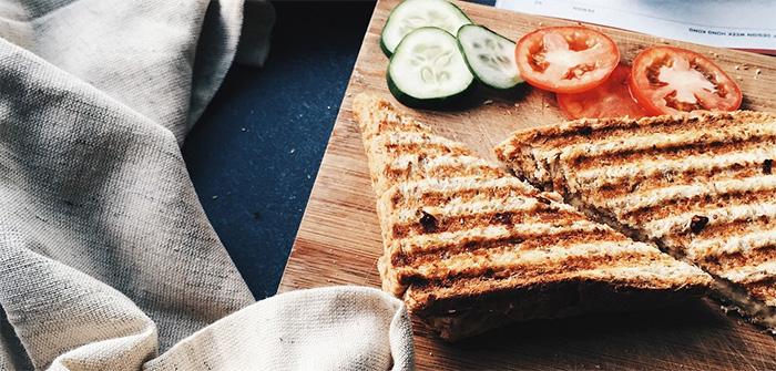 kontaktgrill sandwich rezept