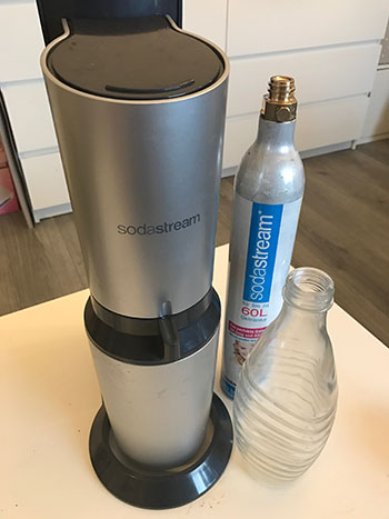 sodastream test